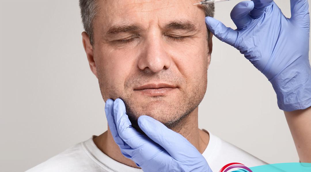 medicina estetica paciente hombre