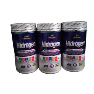 hidrogen proteina con colágeno